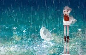 16 nỗi cám cảnh trong những ngày mưa gió