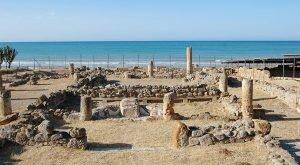 Phát hiện biệt thự mùa hè của La Mã cổ đại