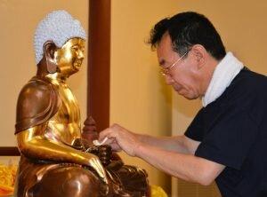 Tinh hoa nghề truyền thống Sơn Son Thếp Vàng